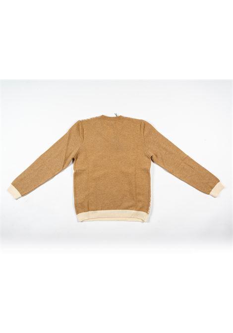 FENDI | wool sweater | FEN159PANNA BEIGE
