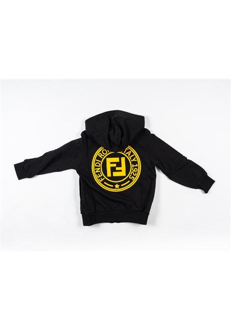 FENDI | sweatshirt | FEN167NERO