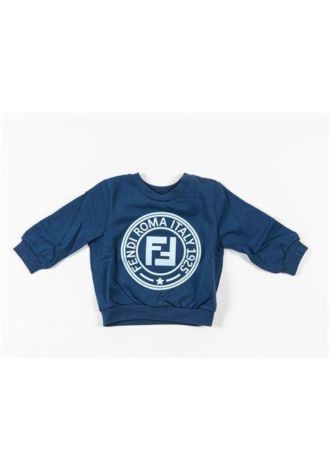 FENDI | sweatshirt | FEN169BLUETTE