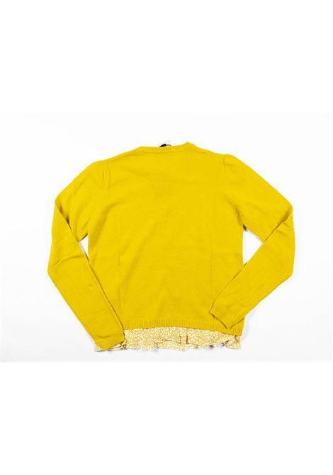 FENDI | wool sweater | FEN186GIALLO