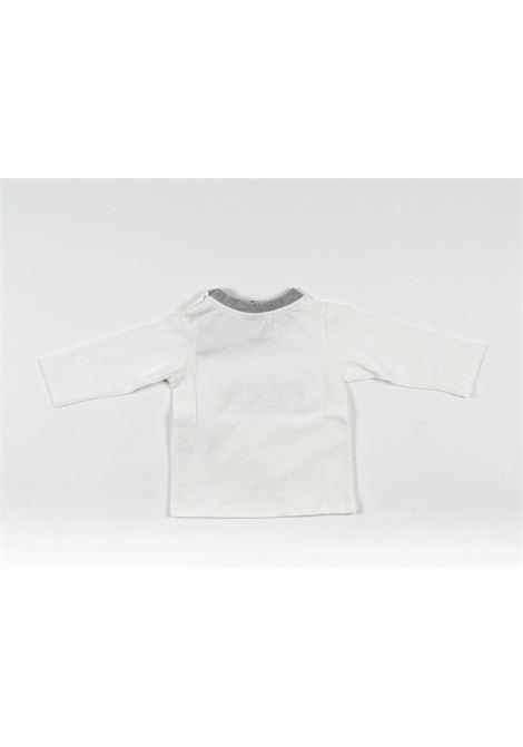 FENDI | t-shirt long sleeve | FEN191BIANCO