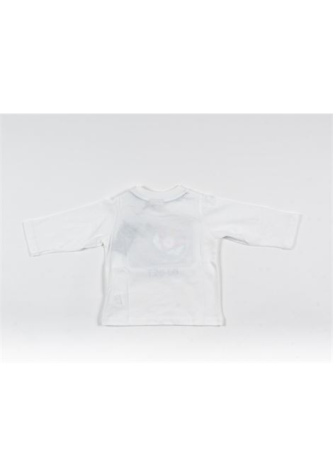 FENDI | t-shirt long sleeve | FEN192BIANCO