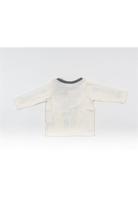 FENDI | t-shirt long sleeve | FEN193BIANCO