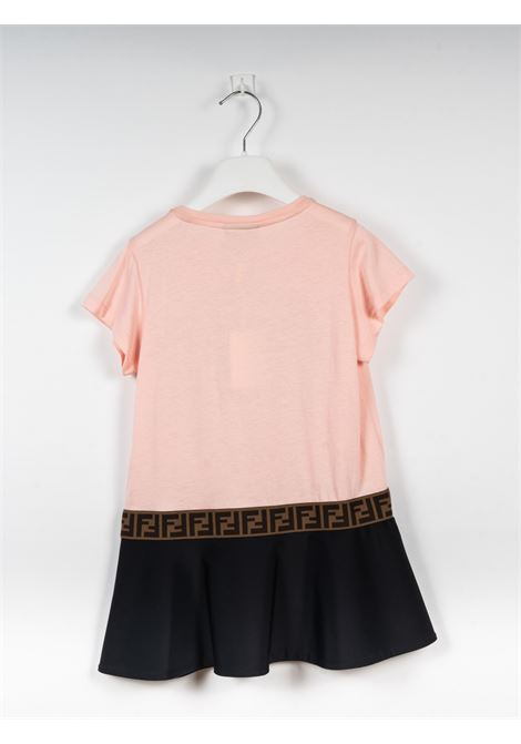 FENDI | Dress | FEN223ROSA