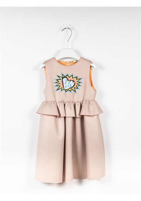 FENDI | Dress | FEN224ROSA