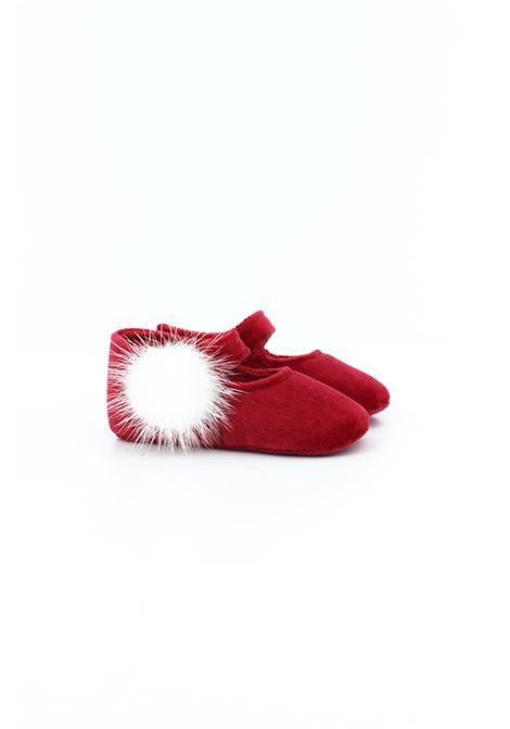 FIOR DI COCCOLE | Shoe dancer | FIOR001ROSSA