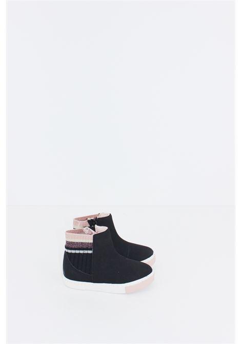 GIOSEPPO | mini boot  | GIO418NERA-ROSA