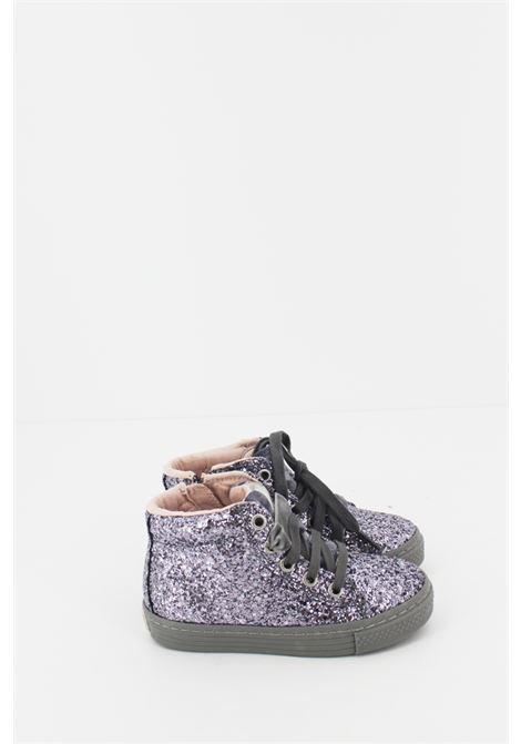 GIOSEPPO | Sneakers | GIO423GRIGIA GLITTER