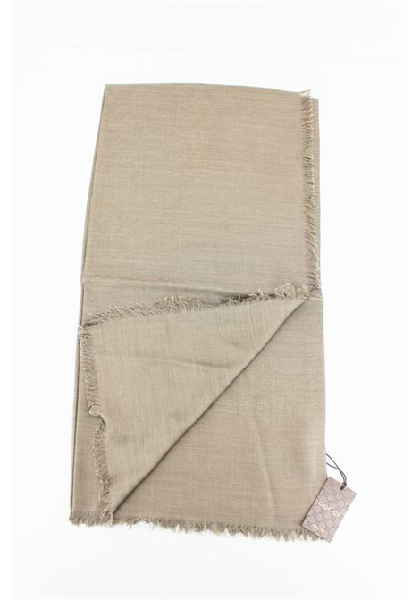 GUCCI | foulard | 387563 3G646CHOCOLATE