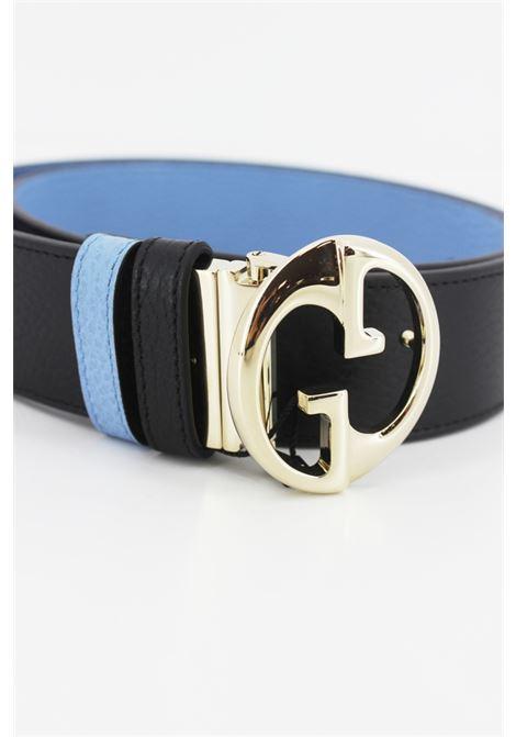 GUCCI | belt | 450000NERA-CELESTE