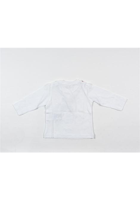 GUCCI   t-shirt long sleeve   GUC267BIANCO