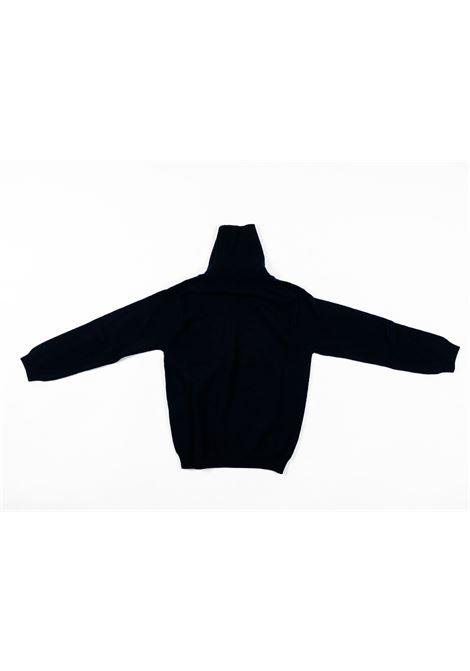 IL GUFO | wool sweater | ILG230BLU