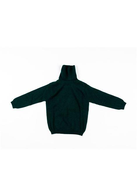 IL GUFO | wool sweater | ILG230VERDE