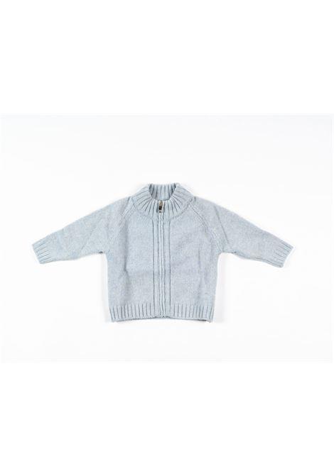 IL GUFO | wool sweater | ILG236CIELO