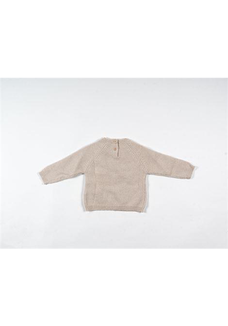 IL GUFO | wool sweater | ILG237BEIGE