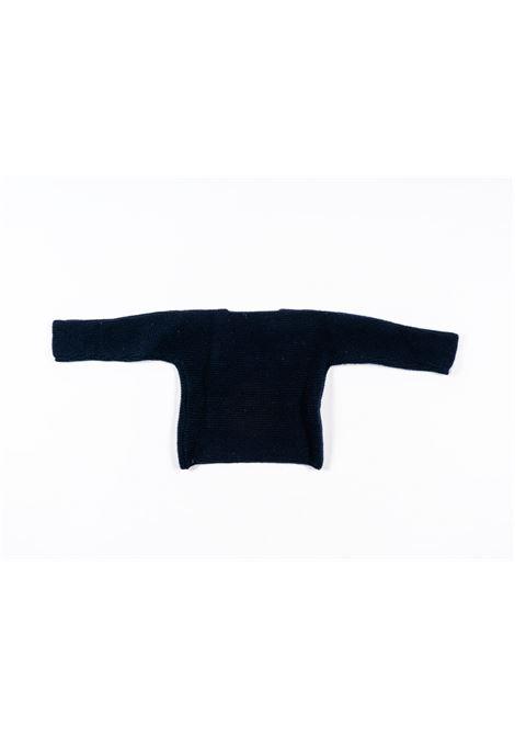 IL GUFO | wool sweater | ILG238BLU