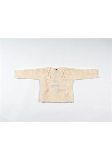 IL GUFO | wool sweater | ILG238PANNA