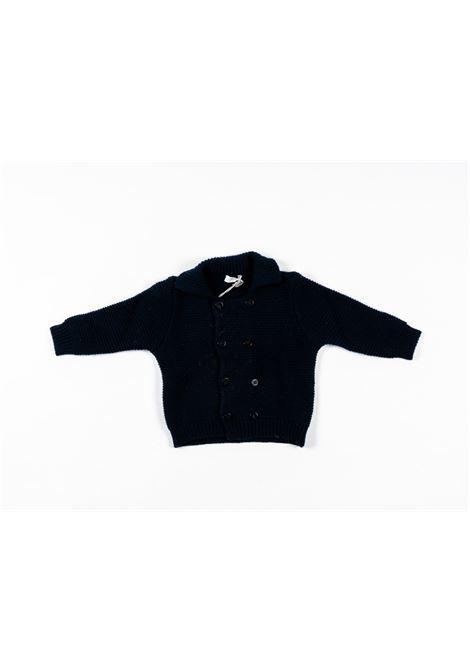 IL GUFO | wool sweater | ILG239BLU