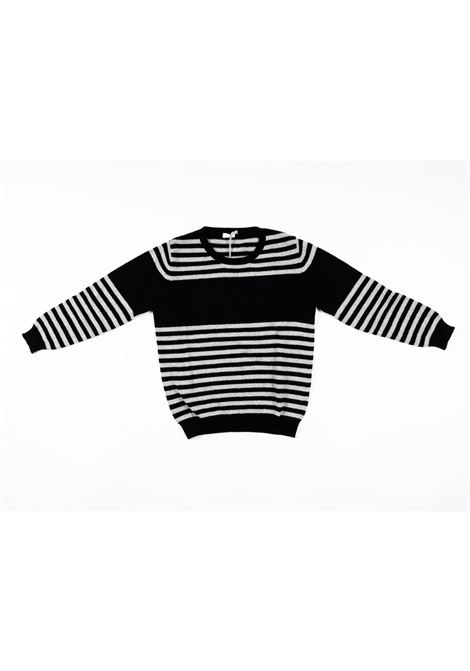 IL GUFO | wool sweater | ILG243NERO