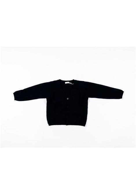 IL GUFO | wool sweater | ILG250BLU