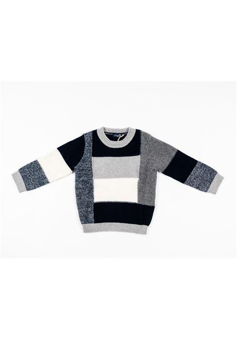 IL GUFO | wool sweater | ILG255GRIGIO