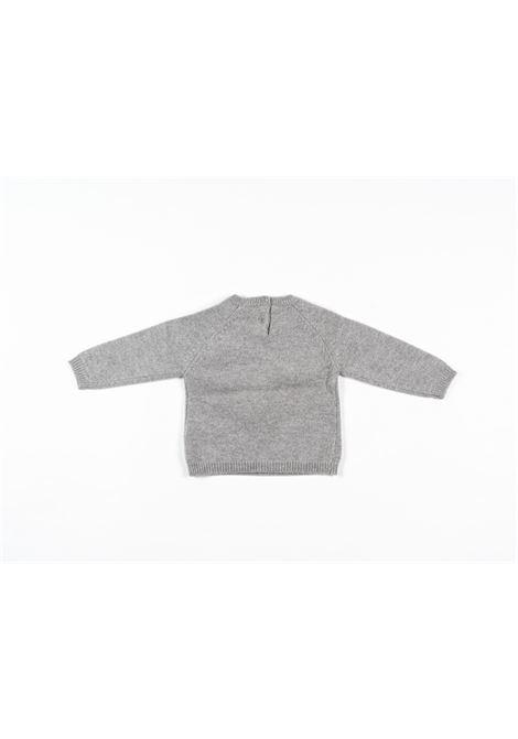 IL GUFO | wool sweater | ILG258GRIGIO