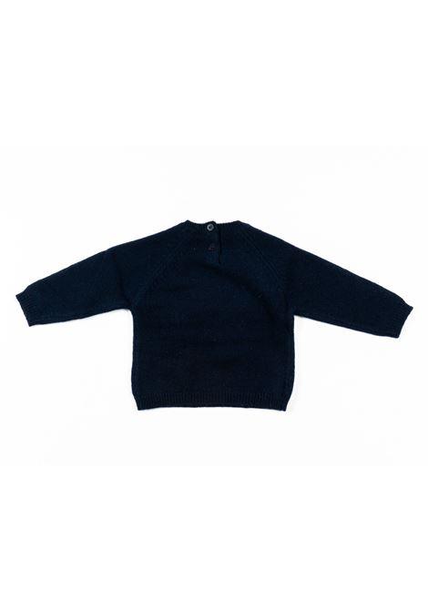 IL GUFO | wool sweater | ILG293BLU