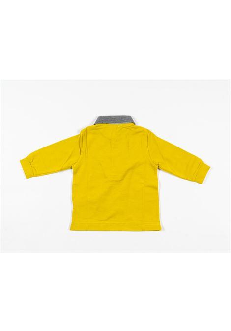 IL GUFO | T-shirt | ILG314GIALLO