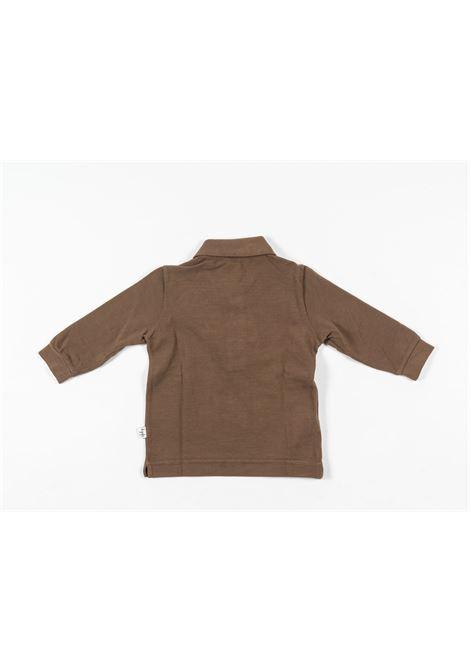 IL GUFO | T-shirt | ILG320MARRONE