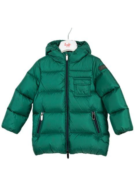 IL GUFO | jacket | ILG375VERDE