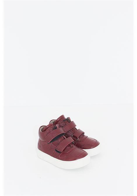 JARRETT | Sneakers | SNEAK046BORDEAUX
