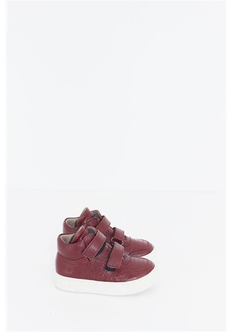 Sneakers Jarrett JARRETT | Sneakers | SNEAK046BORDEAUX