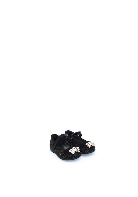 MISS GRANT | Shoe dancer | BALL015NERA-ORO