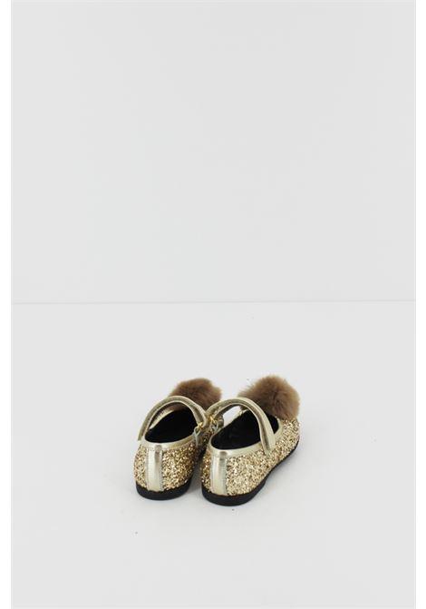 MISS GRANT | Shoe dancer | BALL017GLITTER ORO