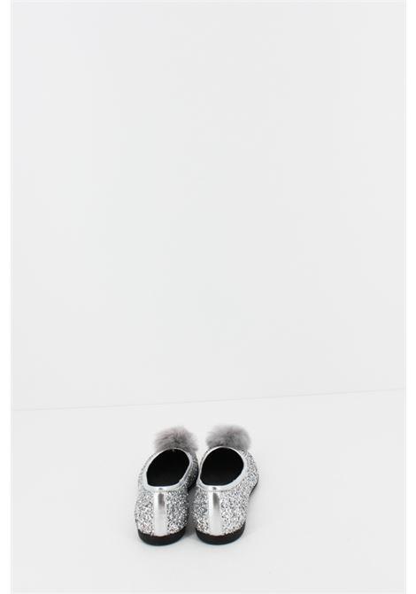 MISS GRANT | Shoe dancer | BALL020GLITTER ARGENTO