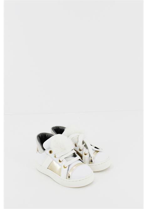 MISS GRANT | Sneakers | SNEAK013BIANCA-ORO