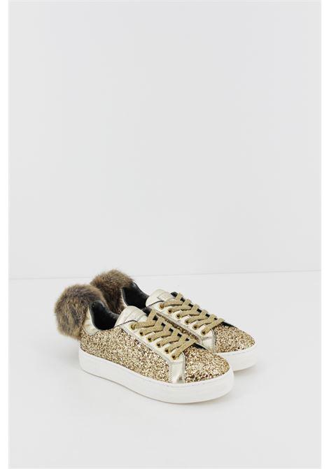 MISS GRANT | Sneakers | SNEAK015ORO GLITTER