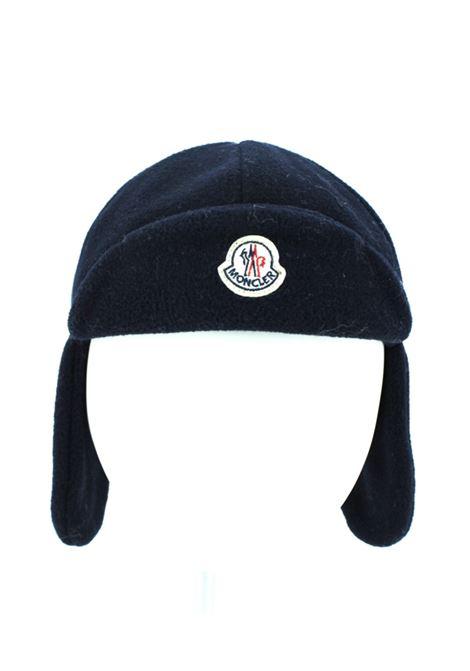 MONCLER   hat   MON42951BLU