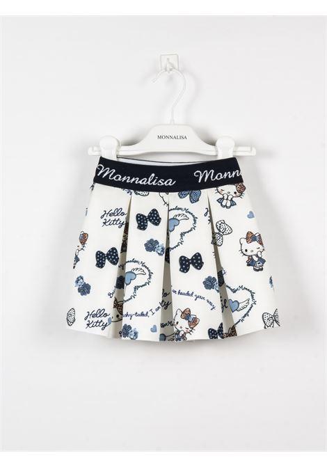 Gonna Monnalisa MONNALISA | Gonna | MONN114PANNA BLU