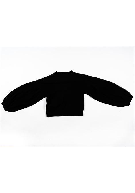 MONNALISA | wool sweater | MONN47NERO