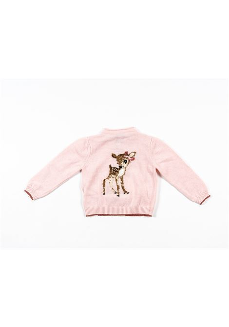 MONNALISA | wool sweater | MONN48ROSA