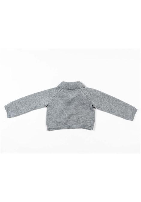 MONNALISA | wool sweater | MONN52GRIGIO