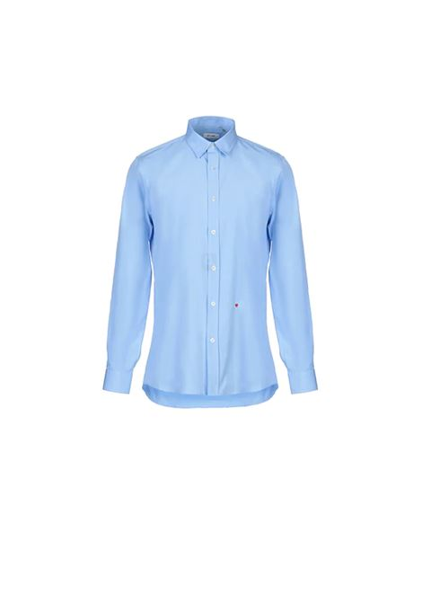 MOSCHINO | shirt | 5B0201AZZURRO