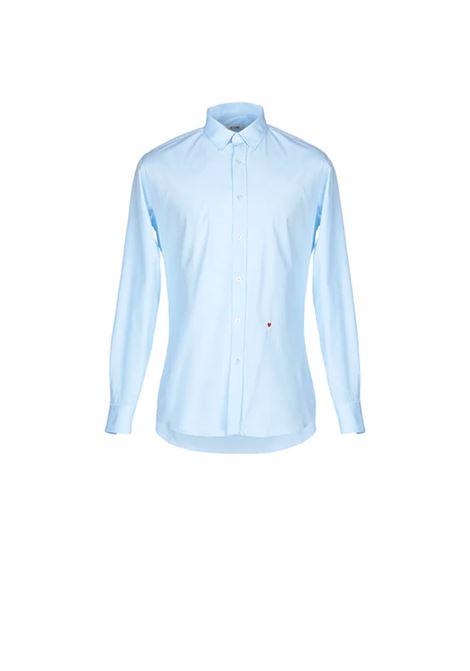 MOSCHINO | shirt | 5B0201CELESTE CHIARO