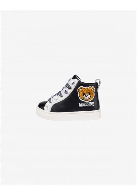 MOSCHINO | Sneakers | 65595NERA