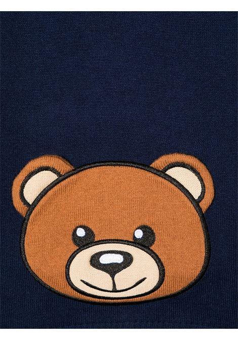 MOSCHINO | wool sweater | MOS129BLU
