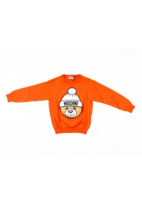 MOSCHINO | wool sweater | MOS153ROSSO