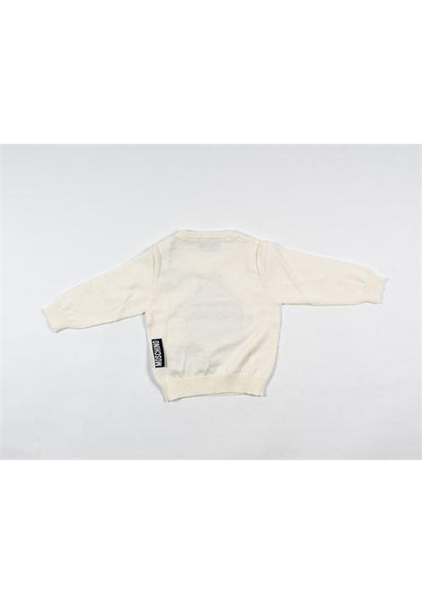 MOSCHINO | wool sweater | MOS154PANNA