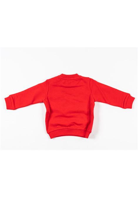 MOSCHINO | sweatshirt | MOS160ROSSO