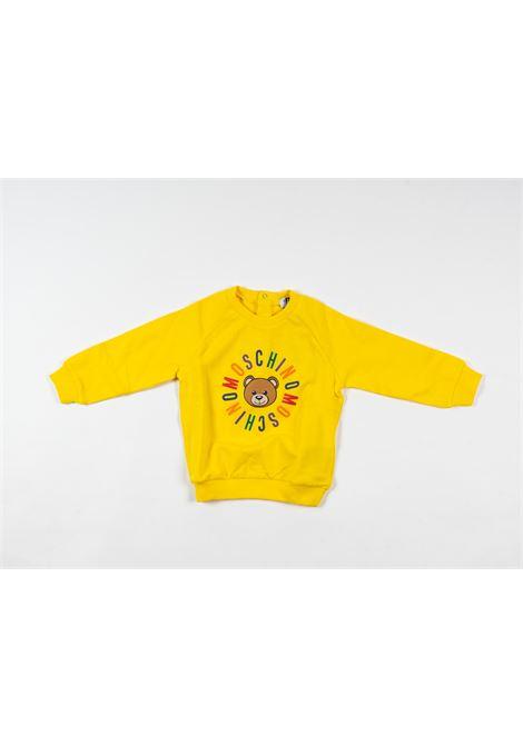 MOSCHINO | sweatshirt | MOS164GIALLO